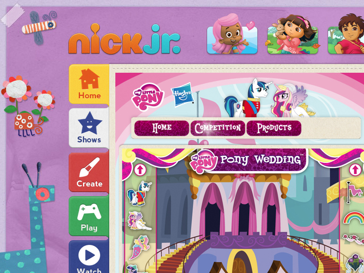 My Little Pony Friendship Is Magic Fashion Games
