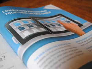Computing Magazine Print Ad