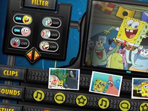 Nicktoons Clip Editor