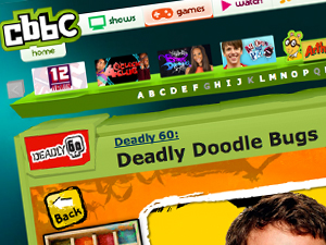 CBBC Art Games