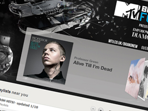Spotify Banners