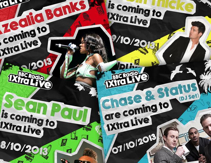 BBC Radio 1Xtra Live 2